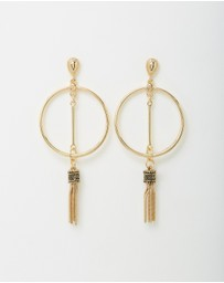 Samantha Wills - Here Comes The Sun Hoop Earrings