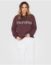 17 Sundays - Logo Sweat