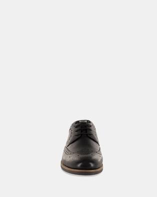 Florsheim Arcus - Dress Shoes (Black)