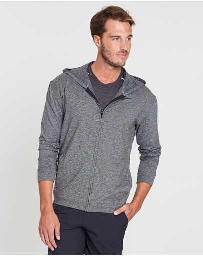 Nike - Dri-FIT Full-Zip Yoga Training Hoodie