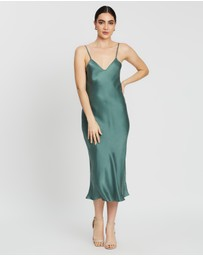 Silk Laundry - 90s Silk Slip Dress