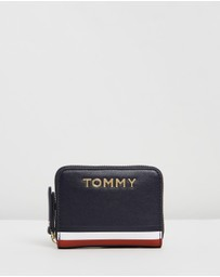 Tommy Hilfiger - Corporate Small Zip-Around Wallet