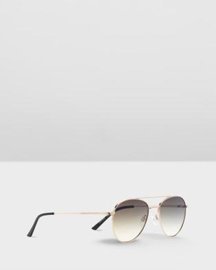 Carolina Lemke Berlin CL1725 SG OPT 02 - Sunglasses (Gold)