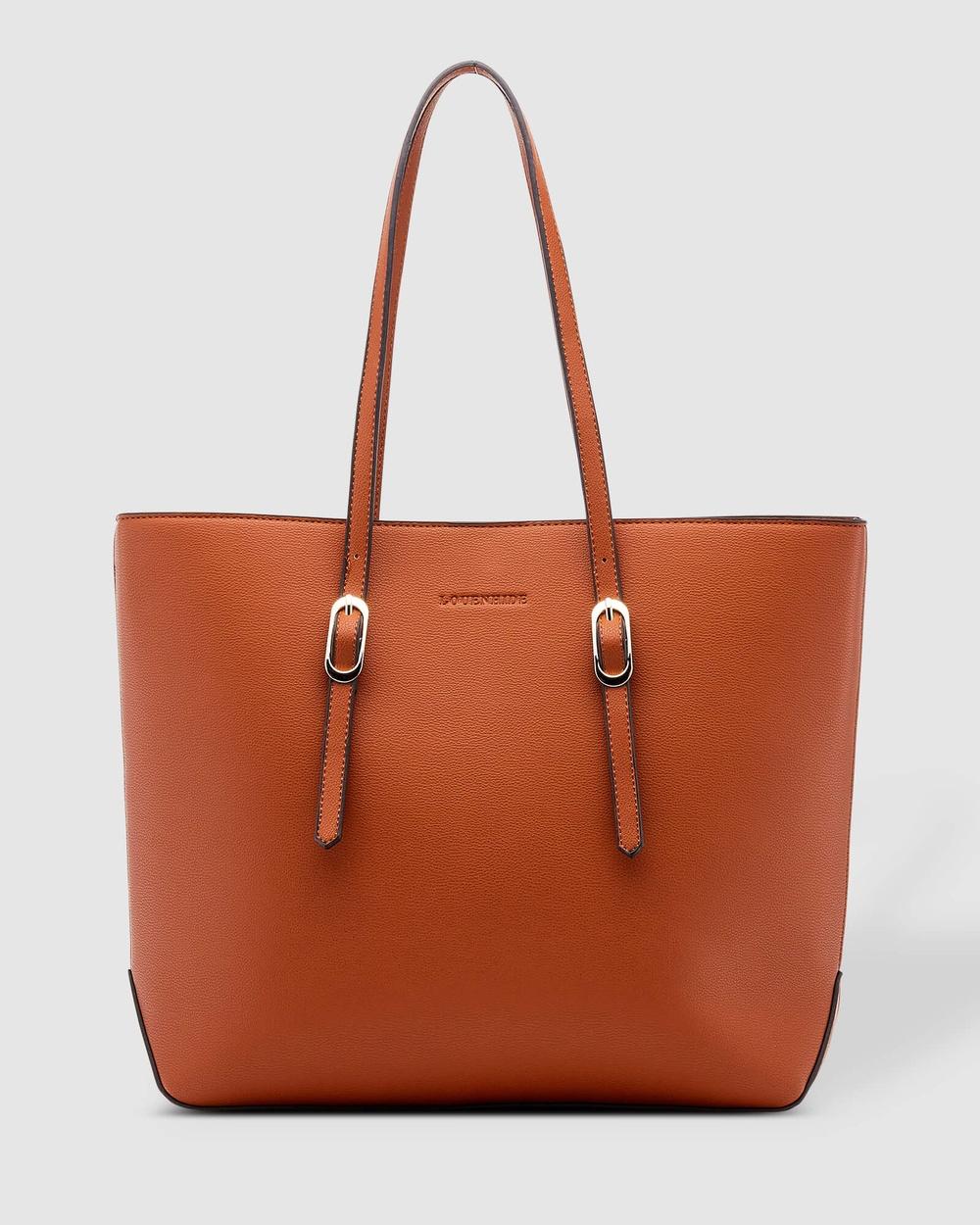 Louenhide Montville Laptop Bag Handbags Tan