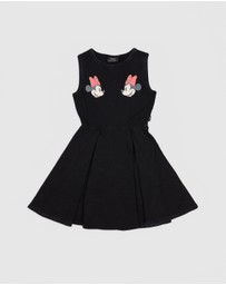 Mini Mouse Singlet Knit Dress - ICONIC Exclusive - Kids