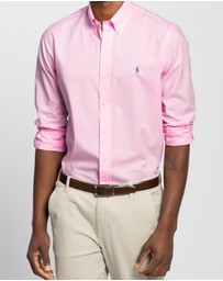 Polo Ralph Lauren - Custom Fit Long Sleeve Sport Shirt