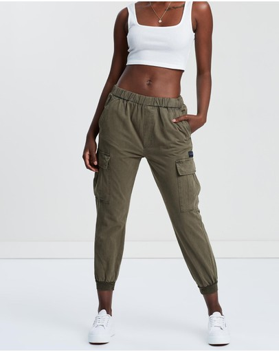 5765ae1d5f Green Pants | Green Pants Online | Buy Women's Green Pants Australia |- THE  ICONIC