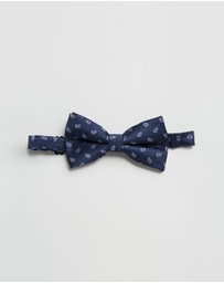 Staple Superior - Paisley Bow Tie