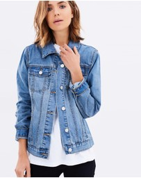 Atmos&Here - ICONIC EXCLUSIVE - Taylor Denim Jacket