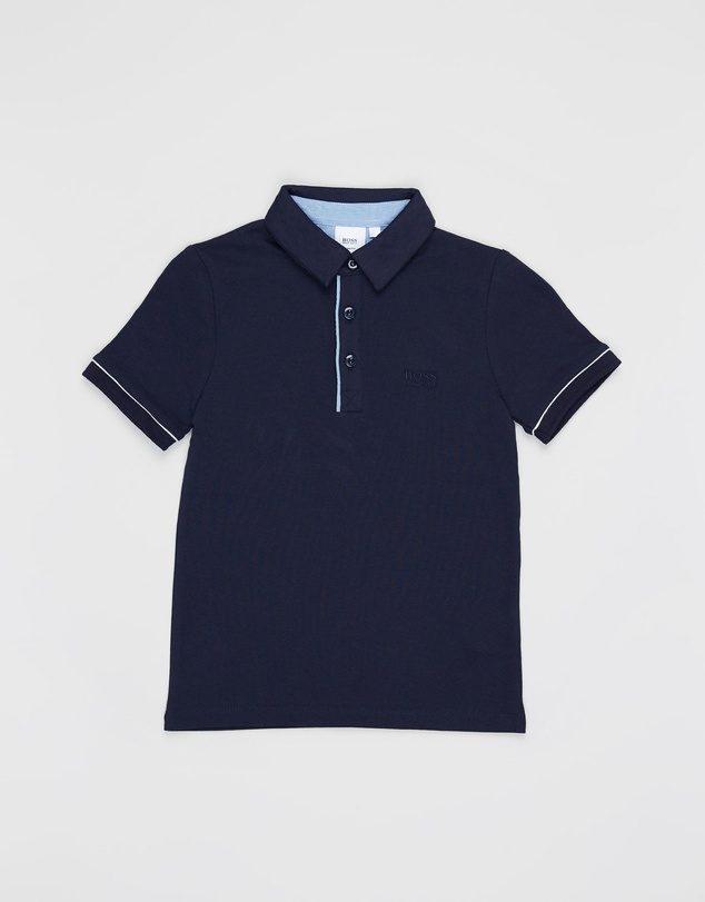 BOSS - Short Sleeve Polo - Kids
