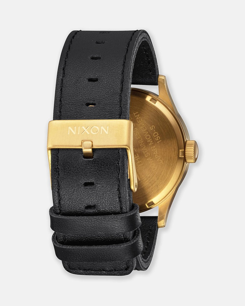8320fc01e Sentry Leather Watch by Nixon Online | THE ICONIC | Australia