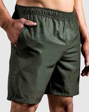 The Brave Cruiser Shorts - Shorts (Dark Olive)
