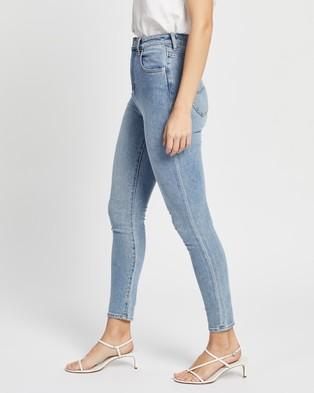 Lee High Licks Crop Jeans - Crop (Spirit)