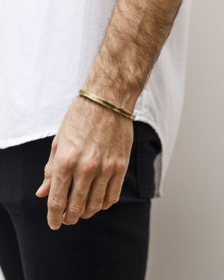 TOC The Heavy Cuff - Jewellery (Gold)