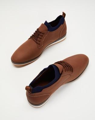 ALDO - Gladosen Shoes - Sneakers (Cognac) Gladosen Shoes