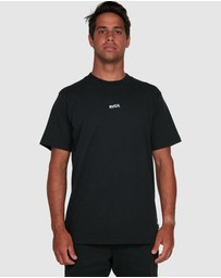 RVCA - Warping Short Sleeve Tee