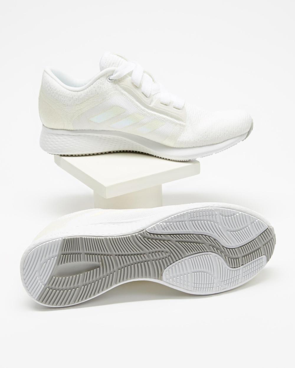 adidas Performance Edge Lux 4 Women's Running Shoes Cloud White, Cloud White & Grey Two Australia