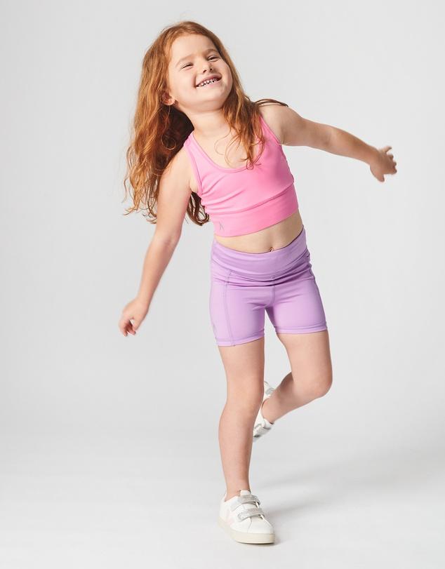 Kids SAS Active Empower-Flex Shorts