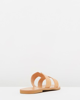 Ammos Maia Sandals - Sandals (Tan)