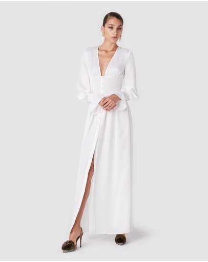 84f7ceeda2f Long Sleeve Maxi Dresses | Buy Womens Long Sleeve Maxi Dresses Online  Australia- THE ICONIC
