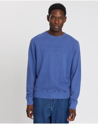 Saturdays NYC - Bowery Miller Standard Crew Sweater