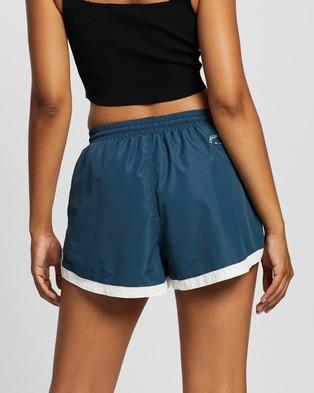 The Upside Bakti Run Shorts - Shorts (Prussian Blue)