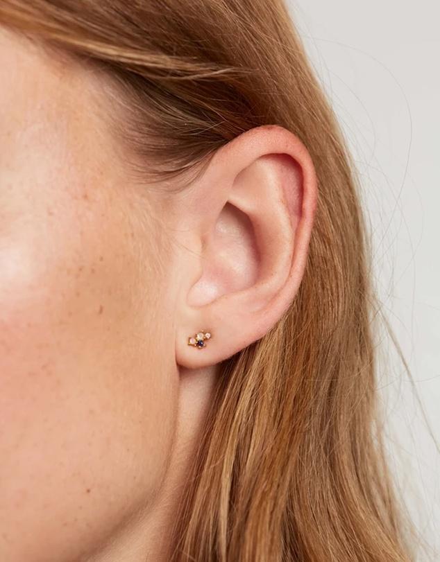 Women Cancer Earrings
