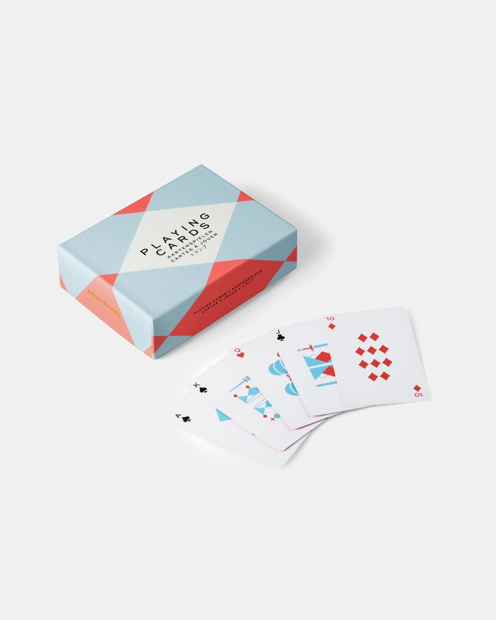 Printworks Playing Cards N/A