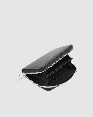 Nakedvice The Yan - Wallets (Black)