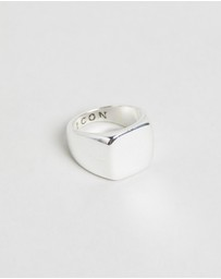 Icon Brand - Squire Signet Ring
