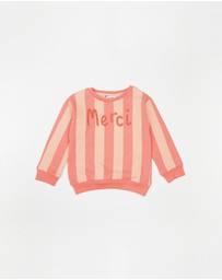 Outfit Kids - Stripe Merci Sweater - Kids