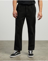 Stussy - Charlie Pleat Pants