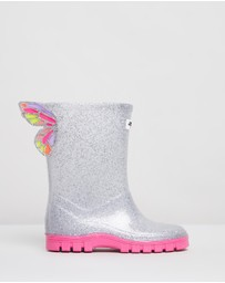 Sophia Webster - Butterfly Welly Boots - Kids-Teens