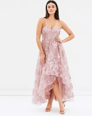 Grace & Hart – Rosetta Gown – Bridesmaid Dresses (Lilac)