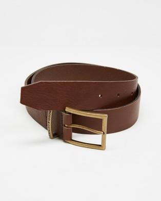 Rodd & Gunn Leather Belts