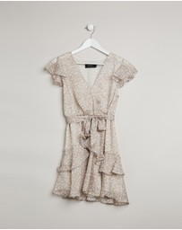 MINKPINK - Jemima Frill Mini Dress