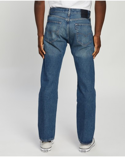 Levi's Made & Crafted 501 '93 Straight Jeans Blackburn
