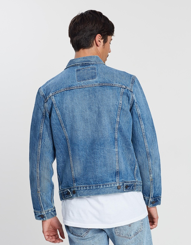 Sportswear Trucker Jacket by Levi s Online  8325dea17c0