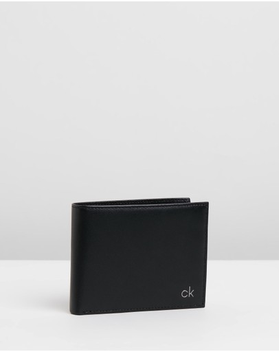 Calvin Klein - Smooth CK Coin Wallet