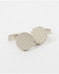 BOSS - Anchor Geo Cufflinks
