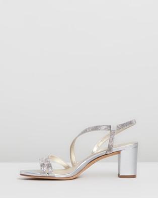 Naturalizer Vanessa 2 - Mid-low heels (Silver)