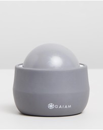 Gaiam - Smooth Roll Massage Buddy