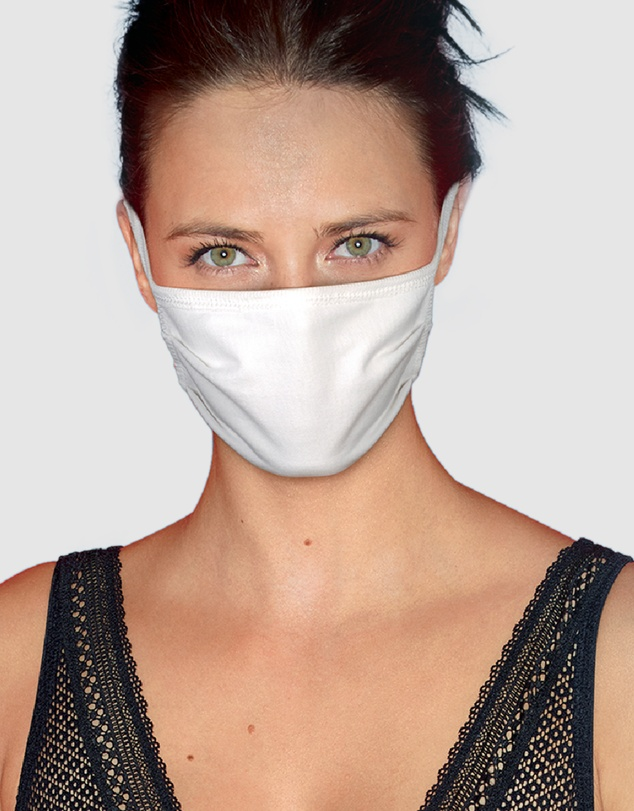 Women 10 Pack - Reusable Cotton Face Masks