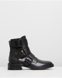 rag & bone - Cannon Buckle Boots