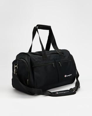 Champion - Duffle Bag - Duffle Bags (Black) Duffle Bag