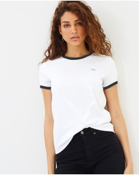 Levi's - Perfect Non-Graphic Ringer Tee
