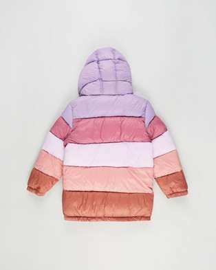 Cotton On Kids - Frankie Puffer Jacket   Kids Teens - Coats & Jackets (Tulip Splice) Frankie Puffer Jacket - Kids-Teens