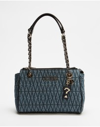 Guess - Brinkley Society Satchel