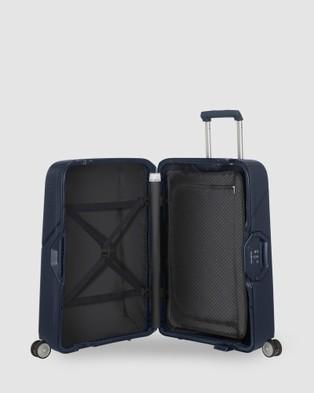 Samsonite Magnum Spinner 69 - Travel and Luggage (Dark Blue )
