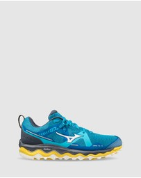 Mizuno - Wave Mujin 7 - Men's